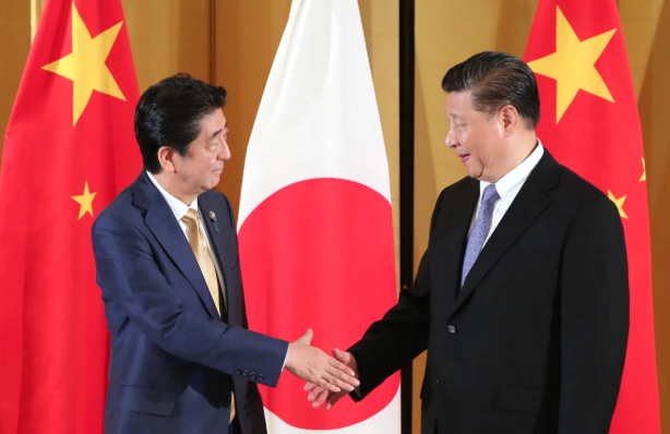 Japan and China plan global cooperation