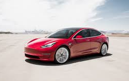 China-produced Tesla on sale in January