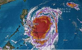 Philippines: Typhoon kills at least 13