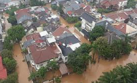 Jakarta floods leave dozens dead, 60,000 displaced