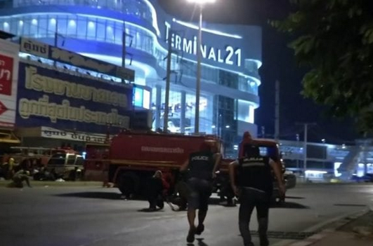 Thailand: Soldier kills 29 in shopping mall, wounds 57