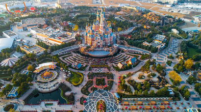 Shanghai Disneyland reopens after three months