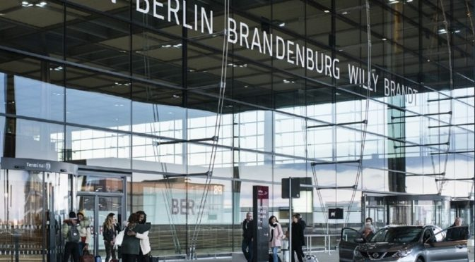 New Berlin Airport ready to start on Nov.1