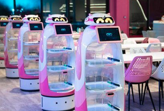 Robot restaurant can prepare over 200 dishes