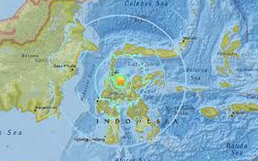 Indonesia: Sulawesi hit by Magnitude 6.3 earthquake