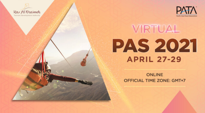 Virtual PATA Annual Summit 2021 on April 27-29