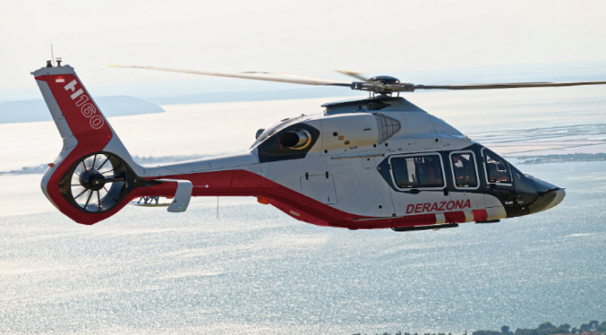 Airbus sells Derazona Helicopter to Indonesia