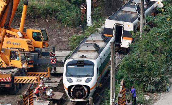 Taiwan: Train crash killed 50 people